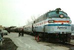 AMTK 486 on Train #63.